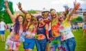 Индийский фестиваль красок Holiwood